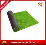 Césped artificial colorido impermeable de la hierba que ajardina para el jardín