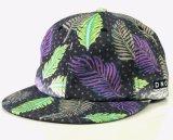 Поставщик шлема папаа крышки Snapback изготовленный на заказ печатание неструктурированный