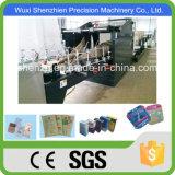 Sgs-anerkanntes volles automatisches Blatt-führender Papierbeutel, der Maschine herstellt
