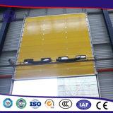 Portello sezionale ambientale isolato termico motorizzato elettrico del garage di obbligazione di sicurezza esterna