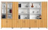 Bookcase офиса свободно комбинации большой деревянный угловойой