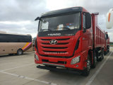 新しいヒュンダイXcient 8X4 40トンの販売のための重いダンプトラック