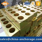 Бетонная плита Anchorage главного качества поставкы фабрики Prestressed