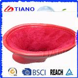Nuevo Rojo Rainproof EVA Boot para dama (TNK60031)