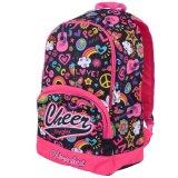 pour des juniors le sac d'école populaire de collège stigmatise des sacs de livre de sac à dos d'épaule