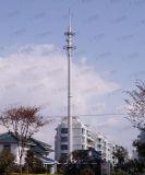 Télécommunication galvanisée par qualité Pôle
