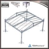 軽量アルミニウムトラスチェーン起重機の屋根のトラスシステム