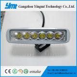 indicatore luminoso impermeabile del lavoro di 12V-60V 18W LED per l'automobile