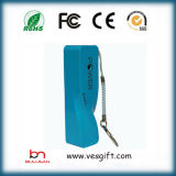 С самым высоким рейтингом устройство крена силы батареи 2600mAh мобильного телефона