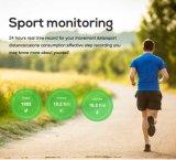 Relógio do esporte do perseguidor SOS da aptidão da frequência cardíaca