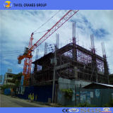 5010 5ton Tower Crane Fabricante Máquinas para construção