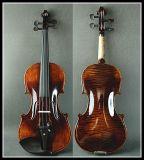 Violino Antigo Artesanal de Baixo Preço Feito à Mão