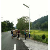 Hete Sell Factory Direct Price LED Street Light 60W All in One Solar Street Light