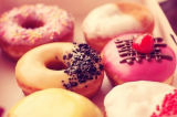 Équipement Snack en acier inoxydable Mini Donut Grill / Donut Making Machine
