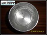 Peça de maquinaria de alumínio do OEM, peça de giro da precisão