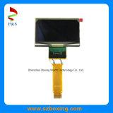 2,7-дюймовый 128 X 64p OLED с желтым цветом