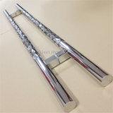 Gewerbliche Nutzungs-Glastür-Griff-System-Speicher-Edelstahl-Tür-Zug-Griff einfach zu installieren