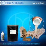 Borracha de silicone para a pedra concreta, cimento, gipsita, emplastro, moldes da fibra de vidro