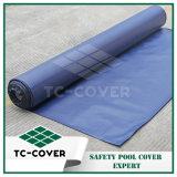 Tissu en maille de couleur verte PP avec un bon drainage de l'eau