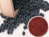 黒い大豆の外皮のエキス25%Anthocyanidinsの黒い大豆のエキス