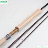 pesca Rod della mosca dell'interruttore della fibra del carbonio 6/7wt di 11FT