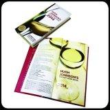 Impresión de encargo del libro de Hardcover de la impresión de encargo del folleto de la alta calidad