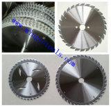 Hoja de sierra circular Tct para cortar material de aluminio