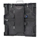 P4.81 interior HD Alquiler de aluminio de aleación de magnesio panel de la pantalla LED