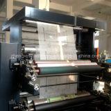 Zxh-C21200 Letterpress duas cores máquina de impressão não tecidos