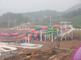 Aqua Park proyecto, el equipo de la piscina