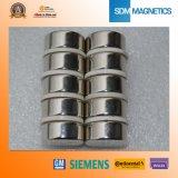 De concurrerende Magneet van de Schijf van het Neodymium van de Zeldzame aarde N35
