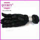 Pleins grossistes de cheveu de Remy de cuticle, cheveux humains brésiliens bon marché de Remy