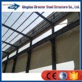 工場製造業者の容易なインストール耐久の鉄骨構造の研修会