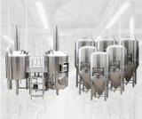 Bier 500L, das Machines/1000L Ausgabe-Bier herstellt maschinell zu bearbeiten/Geburtstagsfeier-Bierbrauen-Geräte