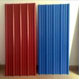 Feuille en acier de toit de couleur de qualité et de prix raisonnable