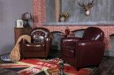 Sofà di vendita caldo del tessuto della mobilia del salone dell'hotel