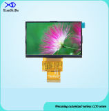 LCD van 3.51 Duim (RGB) Vertoning 480 X272 Resolutie
