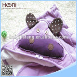 Close Skin Animal Face Serviette en coton à capuche en tissu Terry