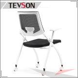 Silla satisfactoria de la silla de la oficina de la espuma de la satisfacción con el bolso plegable del asiento