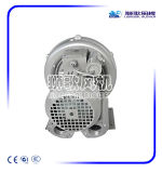 La acuacultura centrífuga filetea el ventilador fino del aerador de la burbuja