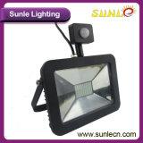 30W im Freien PIR Flut-Licht des Bewegungs-Fühler-LED (SLFAP5 SMD 30W-PIR)
