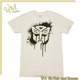 Custom activé Custom imprimé Coton T-shirt unisexe