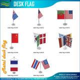 Bannière Decrative Drapeau, Table, bureau d'un drapeau, le métal statif (J-NF09M03017)