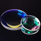 Giai passte UV-IR bikonvexen bikonkaven zylinderförmigen optisches Objektiv-Prototyp an