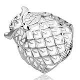 Peste Hotsale criativos na Europa dos homens e mulheres anéis jóias de Cobre Owl Shaple Anel populares