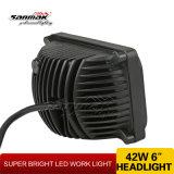 """Sanmak Scheinwerfer-Arbeitslicht 7 """" 42W LED Scheinwerfer für nicht für den Straßenverkehr"""