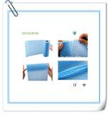 Panno di lavaggio sanitario non tessuto filato del merletto