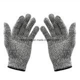 Отрежьте упорные перчатки - предохранение от уровня 5 высокой эффективности, перчатки безопасности для предохранения от руки и Yard-Work, перчатку кухни для вырезывания и Esg10190 отрезать