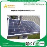 solaires extérieurs légers du contrôle DEL de l'éclat 12W cumulent deux emplois