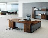 Lijst van het Bureau van de Decoratie van de Desktop van de Structuur van het aluminium de Zilveren Uitvoerende (hx-ND5072)